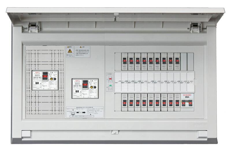 Tempearl テンパール MAG36282T2FC2 パールテクト MAG-T2FC2 住宅用分電盤 ENE・FARM 家庭用燃料電池システム 太陽光発電システム (1次送り)