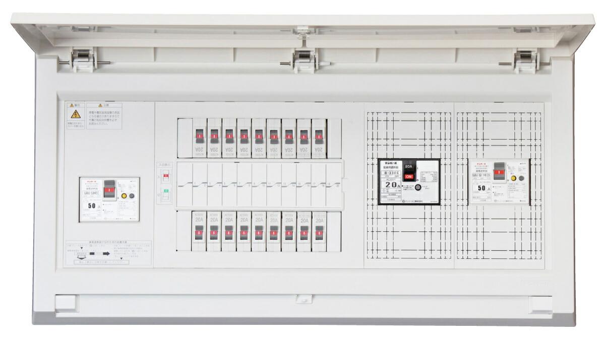 Tempearl テンパール MAG35162T2GS2 パールテクト MAG-T2GS2 住宅用分電盤 ECOWILL ガス発電・給湯暖・冷房システム 太陽光発電システム (1次送り)