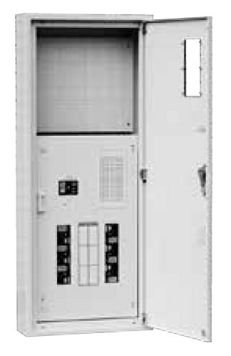 Tempearl[テンパール] 【PWTB05K06A】 標準分電盤 【PWTB-K】 標準分電盤>テナント用動力分電盤