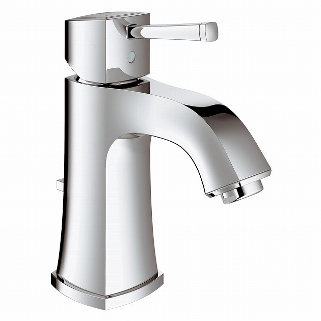 GROHE[グローエ] GROHE SPA COLLECTIONS 【23 303 00J】 グランデラ シングルレバー洗面混合栓(引棒付) 【メーカー直送のみ・代引き不可】