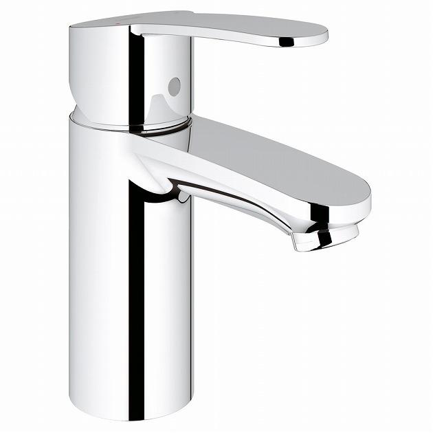 GROHE[グローエ] 洗面用水栓 【32 358 002】 ユーロスタイルコスモポリタン シングルレバー洗面混合栓(引棒なし) 【メーカー直送のみ・代引き不可】