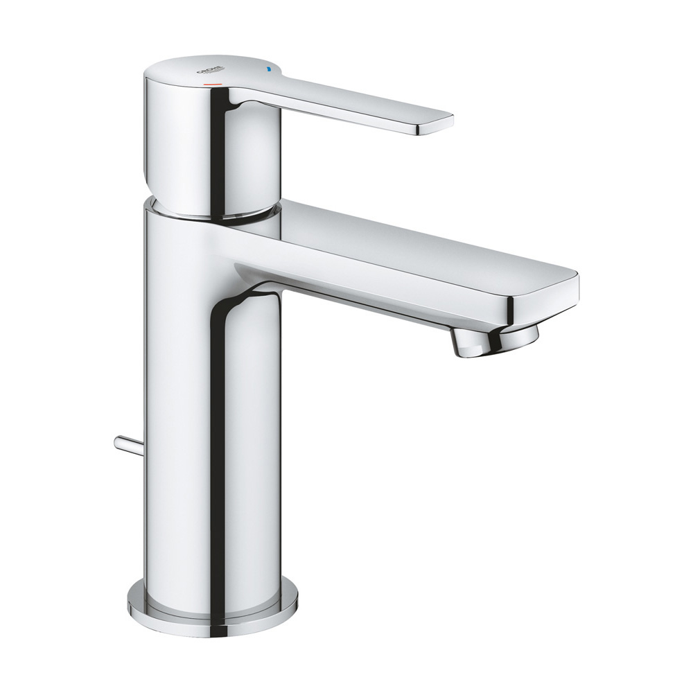 GROHE[グローエ] 洗面用水栓 【JP 3033 00】 リネア シングルレバー洗面混合栓(引棒付) [メーカー直送][代引不可]