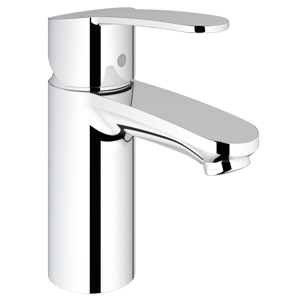 GROHE[グローエ] 洗面用水栓 【JP 3380 01】 ユーロスタイルコスモポリタン シングルレバー洗面混合栓 (引棒なし)寒冷地仕様 [メーカー直送][代引不可]