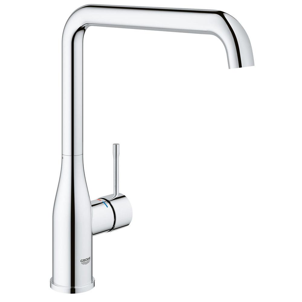 GROHE[グローエ] キッチン用水栓 【JP 3696 01】 エッセンス シングルレバーキッチン混合栓 [メーカー直送][代引不可]