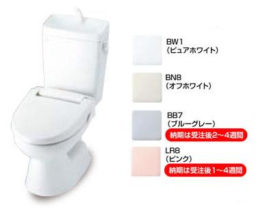 【ご予約順・入荷次第の発送】寒冷地用 便器・タンクセット 流動式W・水抜き式N 選べます INAX LIXIL リクシル トイレ 一般洋風便器 (BL認定品) C-110STU/DT-5800 (WまたはN) BL 床排水 ECO6 手洗付 便座なしセット [代引不可][後払い決済不可]
