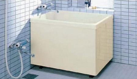 INAX 浴槽 バスタブ ポリ浴槽 【PB-902C/L11】【PB-902C/B4】 (右/左排水共用) ポリエック お風呂 900サイズ 和風タイプ 3方全エプロン【代引き不可】