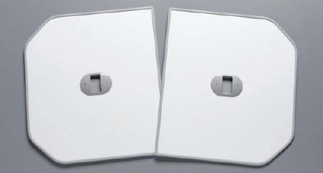 TOTO ふろふた 【PCF1220R】 軽量把手付き組み合わせ式 (2枚)