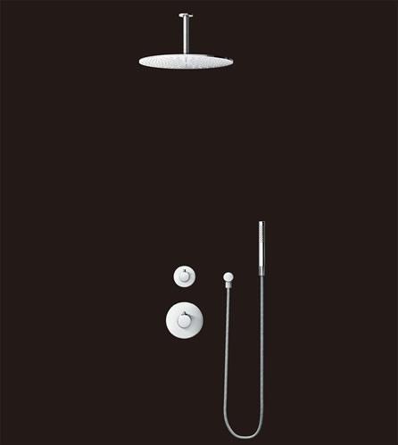 INAX LIXIL 浴室用水栓 BF-HS247TL XSITE 埋込形シャワー水栓 ニッケルクロムメッキ [納期4週間]