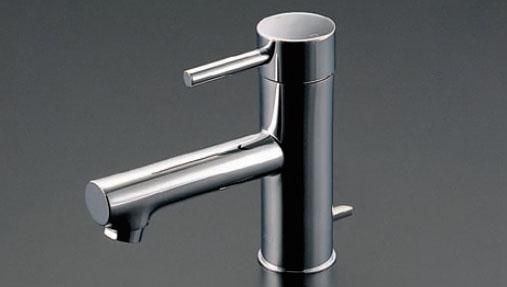 TOTO 洗面所用水栓金具【TLC31-1F】 シングルレバー混合栓(1穴タイプ) コンテンポラリシリーズ 節水・鉛低減