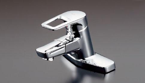 TOTO 洗面所用水栓金具【TLHG30DQEZ】(寒冷地用) エコシングル水栓 Hi-Gシリーズ シングルレバー混合栓 節水・節湯・鉛低減