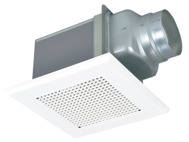 Mitsubishi Duct For Ventilation Fan Ceiling Flush Plate Type Low Noise