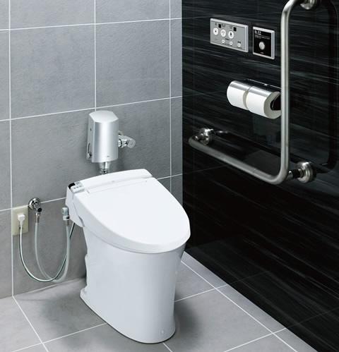 【便器は全品送料無料】C-P15ST/GC-P15ST INAX/イナックス/LIXIL/リクシル トイレ パブリック向け超節水床置大便器 フラッシュバルブ式で6L洗浄を実現