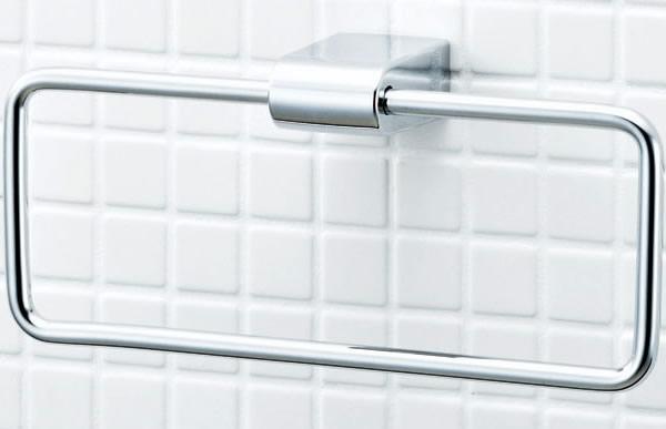 KF-AA70C INAX イナックス LIXIL リクシル タオルリング/タオル掛け/タオルハンガー (メッキ) 樹脂アクセサリー トイレアクセサリー KFAA70C