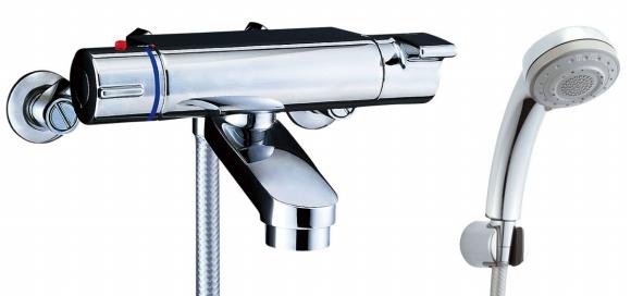【寒冷地用】 【BF-2147TKNSB】エコフル多機能シャワー INAX イナックス LIXIL・リクシル シャワーバス水栓 ヴィラーゴ + エコフル多機能シャワー サーモスタット付シャワーバス水栓 [寒冷地対応商品] 【BF2147TKNSB】