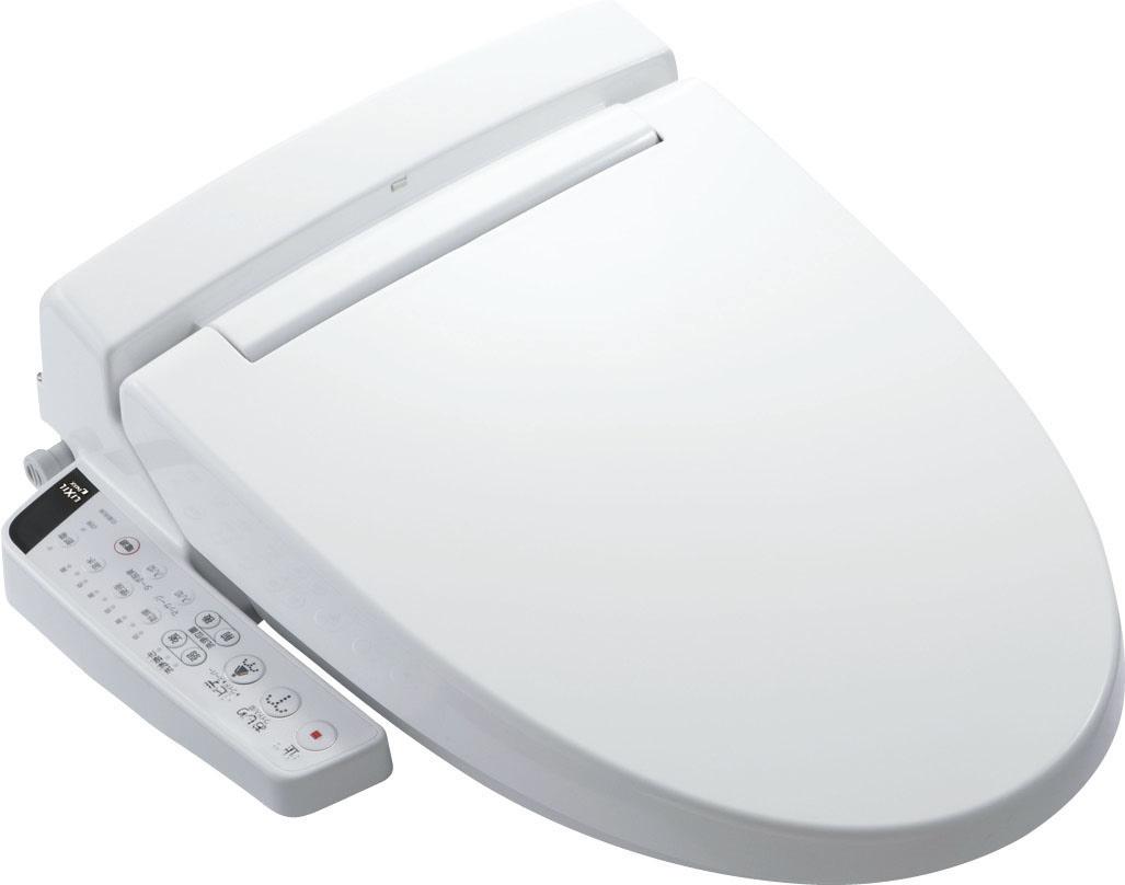 【CW-KB22】+【CWA-124】(壁リモコン) INAX・LIXIL シャワートイレ KBシリーズ 大型共用便座 KB22 便器洗浄操作:手動ハンドル式 【CWKB22+CWA124】 イナックス・リクシル 温水洗浄便座