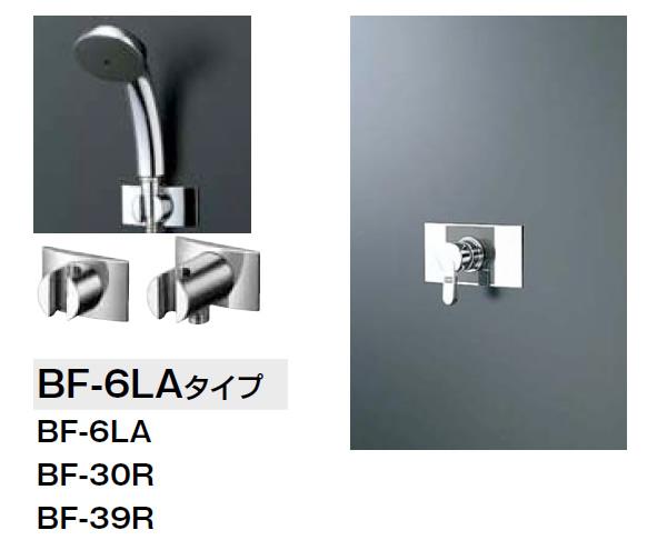セット品番【BF-111SL】 シャワーセット 湯水混合栓【BF-23SP】 LIXIL・リクシル シャワーヘッド【BF-6LA】 止水栓不要 INAX イナックス 水栓金具