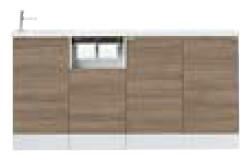 【送料込】 AN-AMREAEKXHJX INAX AN-AMREAEKXHJX イナックス LIXIL リクシル リクシル スタンダード キャパシア フルキャビネットプラン カウンター奥行160 手洗器一体型人造大理石カウンター 右仕様 床壁共通給水仕様 壁排水 スタンダード, ビバ サングラス:99c51e22 --- lucyfromthesky.com