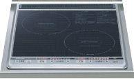 送料無料!三菱電機 IHクッキングヒーター【CS-G28B】 2口IH ブラック ミニキッチンに最適!