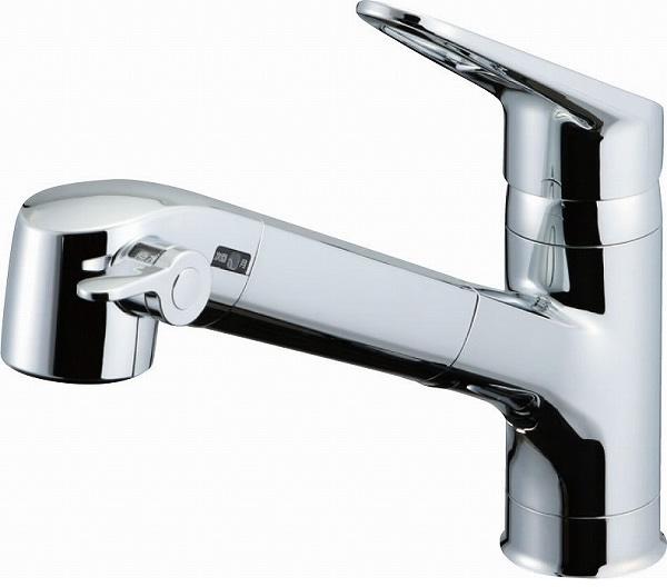 JF-AB461SYXN (JW) [寒冷地対応] INAX イナックス LIXIL リクシル キッチン用水栓金具 オールインワン浄水栓 Sタイプ (エコハンドル)