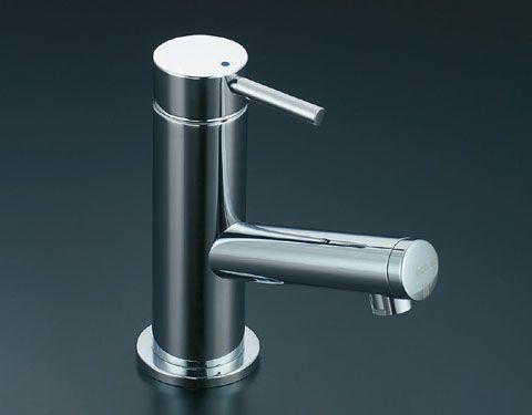 INAX イナックス LIXIL・リクシル 手洗器用水栓金具 【LF-E02】シングルレバー単水栓(排水栓なし) eモダンシリーズ
