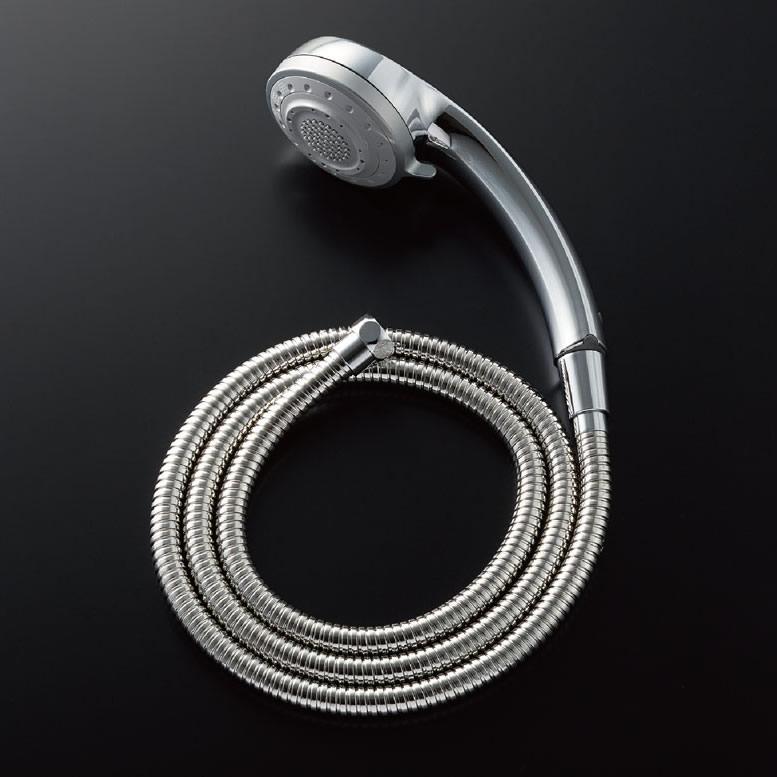 シャワーヘッドとシャワーホースのセット品です あす楽 評価 BF-SB6B 1.6 別売シャワーヘッドホース INAX イナックス エコフルシャワー BFSB6B16 豪華な リクシル エコフル多機能シャワーメッキ仕様 多機能仕様 メタルホース LIXIL