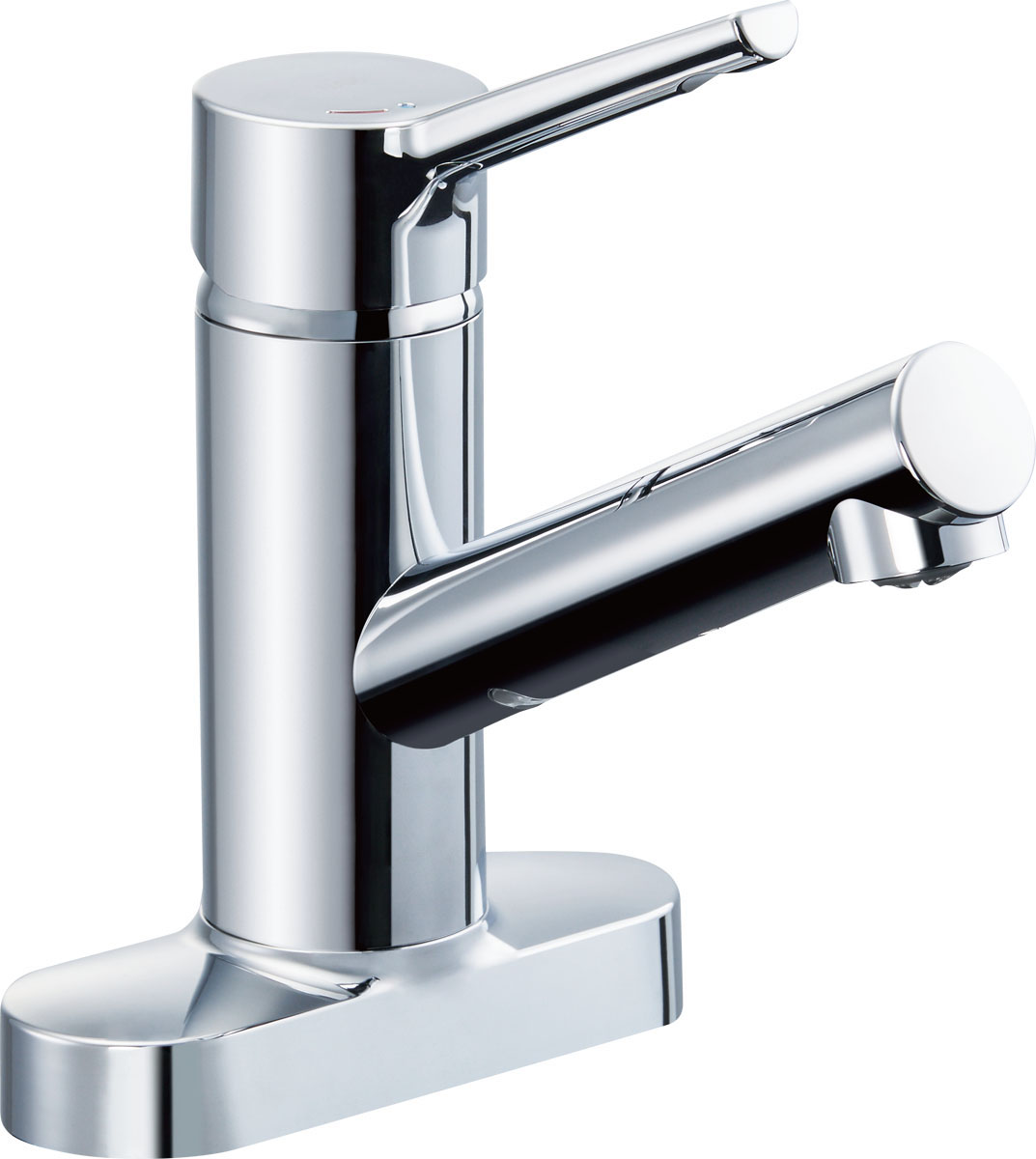 INAX LIXIL キッチン水栓 SF-WM438SY (155) キッチン用水栓金具 ツーホールタイプ クロマーレS (ミニキッチン用) シングルレバー混合水栓 [イナックス・リクシル]