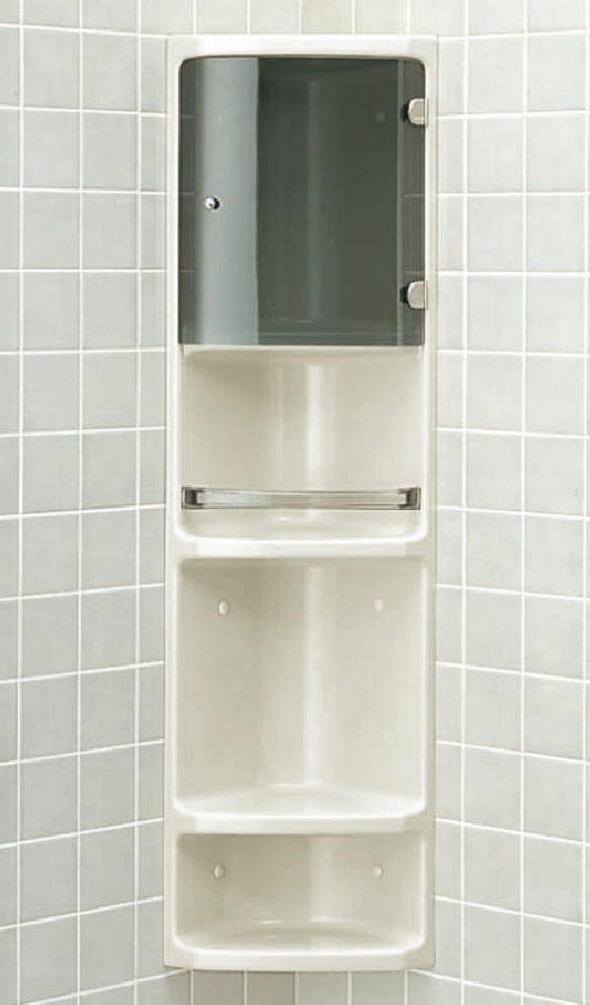 INAX イナックス LIXIL・リクシル アクセサリー 浴室収納棚 【YR-312T】【沖縄・北海道・離島は送料別途】