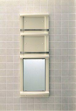 INAX イナックス LIXIL・リクシル 浴室収納棚 【YR-412G】