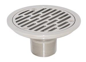 【400-502-30】 水道材料 側面底面兼用循環金具 カクダイ