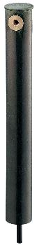 カクダイ 庭園水栓柱(濃茶) 624-143 水道材料