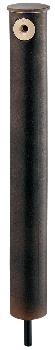 庭園水栓柱(砂鉄) 【624-146】 水道材料 カクダイ