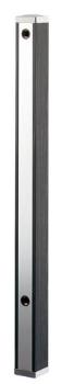 カクダイ 水栓柱(黒木目)//70角 624-171 水道材料