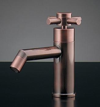 カクダイ 立水栓//ブロンズ 716-828-13 水道材料