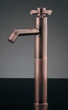カクダイ 立水栓//トール、ブロンズ 716-830-13 水道材料