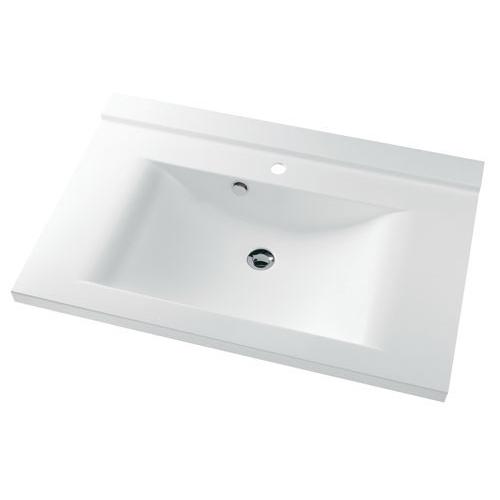 カクダイ ボウル一体型カウンター 497-021 水道材料