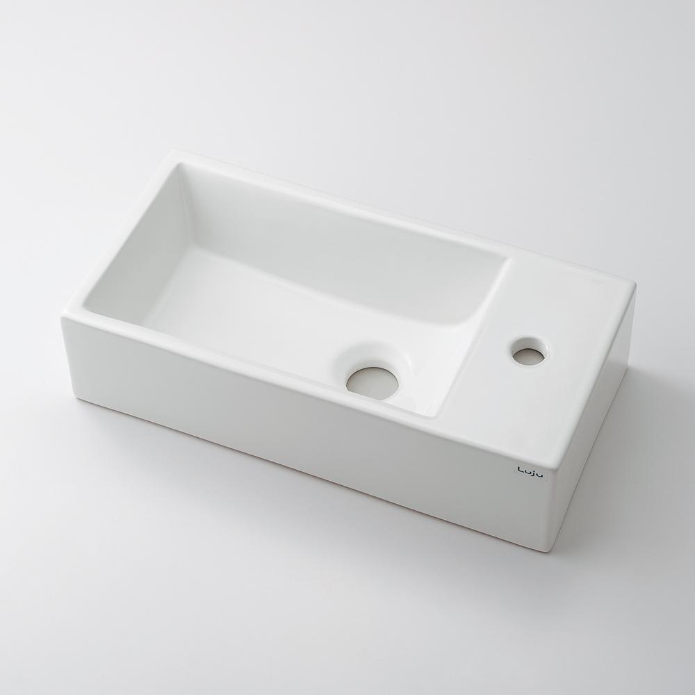 カクダイ 493-083 壁掛手洗器 メーカー直送便 代引き不可 送料無料