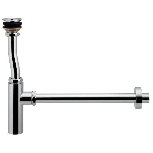カクダイ ボトルトラップユニット 偏芯排水テール 受注生産品 433-150-25