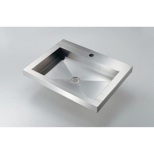 カクダイ 角型洗面器 493-162