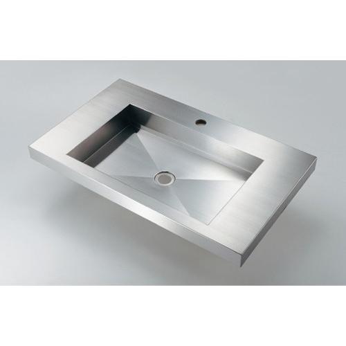 カクダイ 角型洗面器 493-163