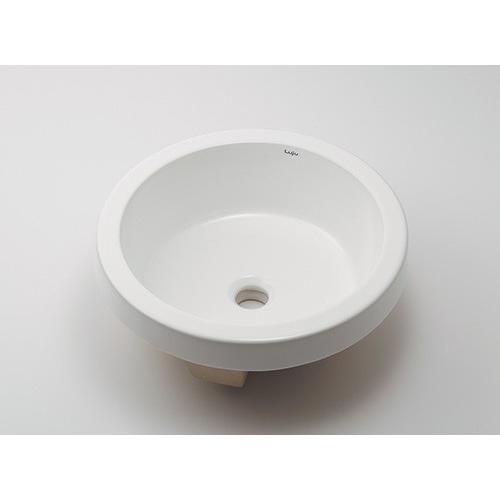 カクダイ 丸型洗面器 受注生産品 493-167