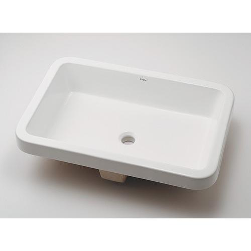 カクダイ 角型洗面器 受注生産品 493-169