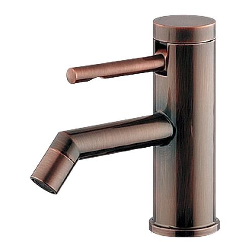 カクダイ シングルレバー立水栓 (ブロンズ) 受注生産品716-270-BP