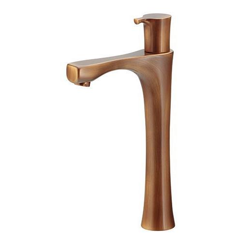 カクダイ 立水栓 (トール) オールドブラス 受注生産品716-852-AB
