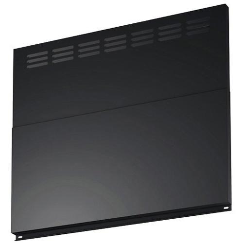 カクダイ スライド前幕板 ブラック #FJ-MSL7375BK