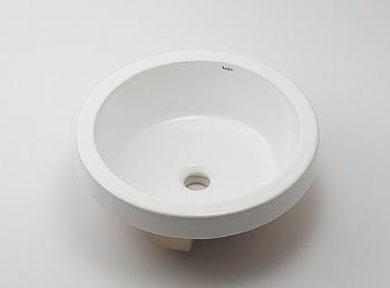 カクダイ 丸型洗面器 受注生産品【493-167】[新品]