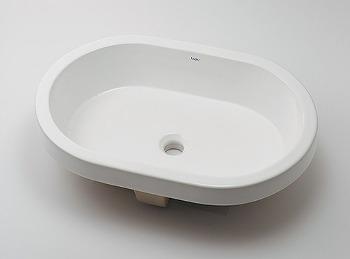 カクダイ アンダーカウンター式洗面器 受注生産品【493-171】[新品]