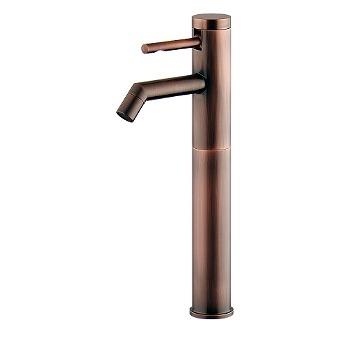 カクダイ シングルレバー立水栓(トール・ブロンズ) 受注生産品716-272-BP[新品]
