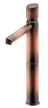 カクダイ 自閉立水栓(トール) ブロンズ 受注生産品716-313-BP[新品]