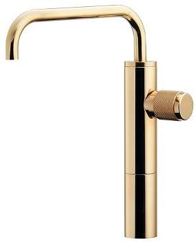 カクダイ 立水栓(トール) クリアブラス 受注生産品721-222-CG[新品]