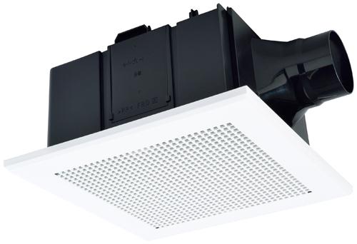 三菱 換気扇 ロスナイ VD-18ZSVC3 ダクト用換気扇 天井埋込形 トイレ換気扇 24時間換気機能付 定風量タイプ サニタリー用